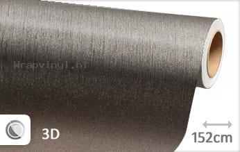 Geborsteld aluminium antraciet wrap vinyl
