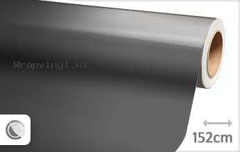 Glans betongrijs wrap vinyl