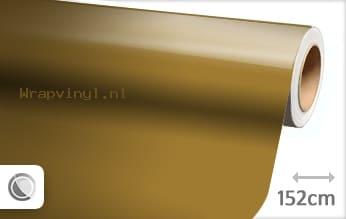Glans goud wrap vinyl