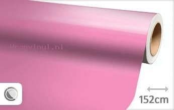 Glans roze wrap vinyl