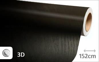 Hout zwart wrap vinyl