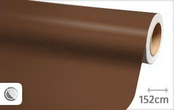Mat bruin wrap vinyl