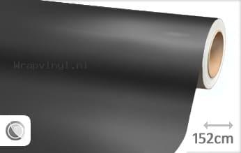 Mat chroom antraciet wrap vinyl