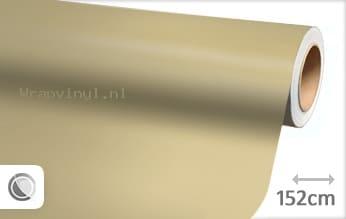 Mat chroom champagne wrap vinyl