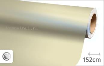 Mat parelmoer wit wrap vinyl