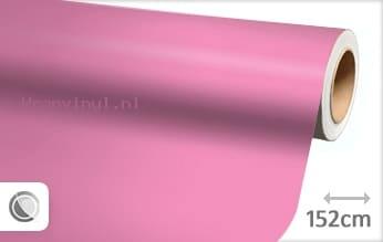 Mat roze wrap vinyl