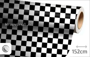 Race vlag wrap vinyl