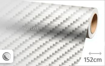 Wit 2D carbon wrap vinyl