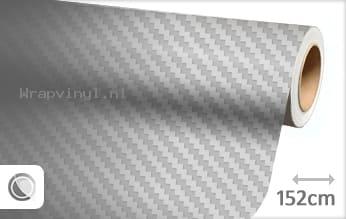 Zilver 3D carbon wrap vinyl
